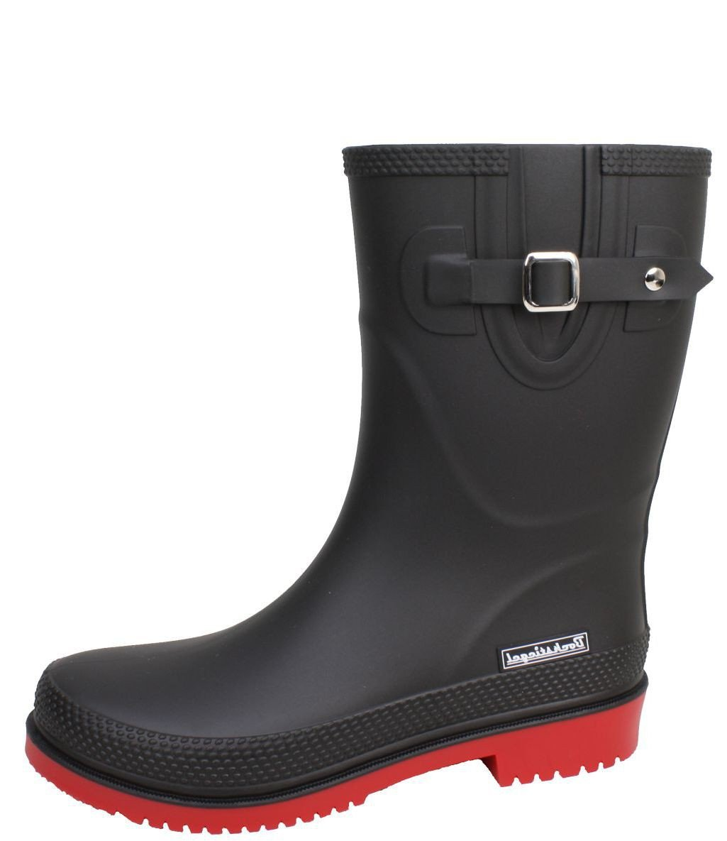 BOCKSTIEGEL® JETTE - Standard/K/KB Gummistiefel für Damen | Modische  Seitenschnalle | Markenlogo | Europäische Produktion | Gemütlich:  Amazon.de: Schuhe & ...