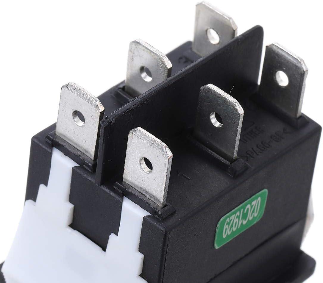 20AMP ??CE TUV Spec Un Interrupteur /à Bascule /électrique /à Bouton-Poussoir /électrique HY12-9 2HP 14 Viviance ZHVIVY 22