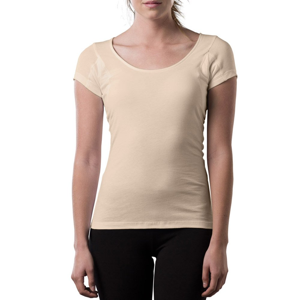 Amazon Thompson Tee Womens Sweat Proof Undershirts With Fully