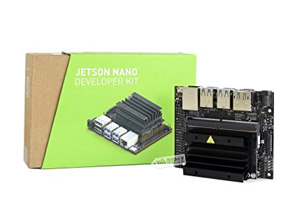 Amazon com: Jetson Nano Developer Kit a Small, Powerful Computer for