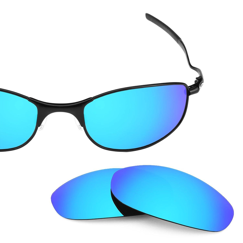 Lentes Revant polarizados para Oakley Tightrope (Azul Hielo ...