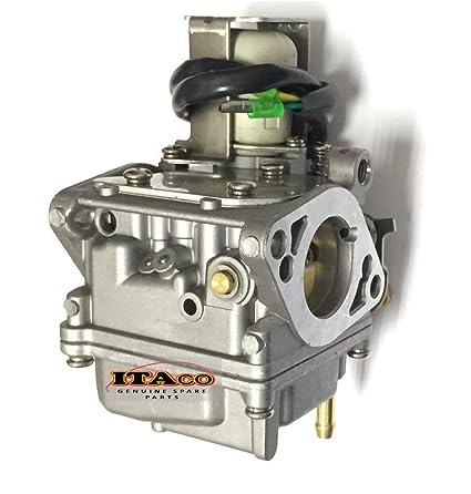 Amazon com: CARBURETOR CARB 6AH-14301 Assembly fit Yamaha
