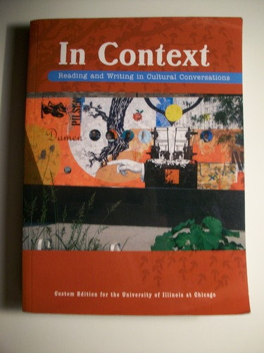 In Context : Custom Edition for the University of Illinois Chicago pdf epub