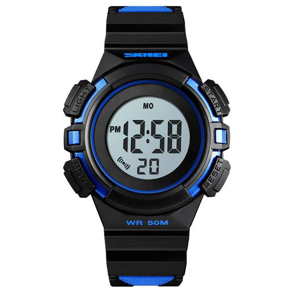 Sports and Leisure Electronic Watch/Children's Colorful Luminous Watch/Creative Vitality Watch