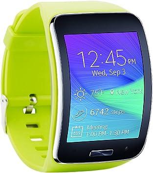 Fit-power Samsung Galaxy Gear S R750 Pulsera de repuesto de reloj ...