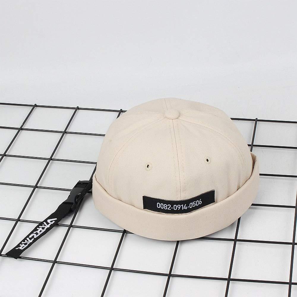sdssup Melon Hat Trend Tide Hip-Hop Label Landlord Cap Estudiante ...