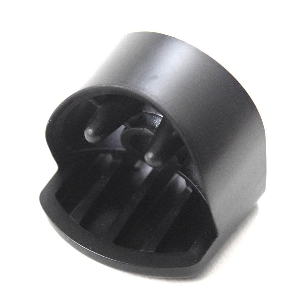 Bosch 00615353 Dishwasher Door Handle End Cap Genuine Original Equipment Manufacturer (OEM) Part