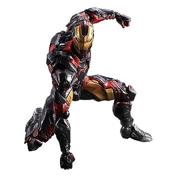 Sentinel ENX32248 Iron Man Variant Marvel Comics Play Arts ...