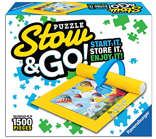 Ravensburger 17960 Puzzle Stow and Go, 1500 pieces, 46 X 26