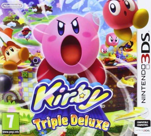 Kirby: Triple Deluxe: Amazon.es: Videojuegos