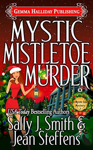 Mystic Mistletoe Murder (Mystic Isle Mysteries Book -