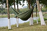 WoneNice Camping Hammocks, Portable Lightweight Nylon...