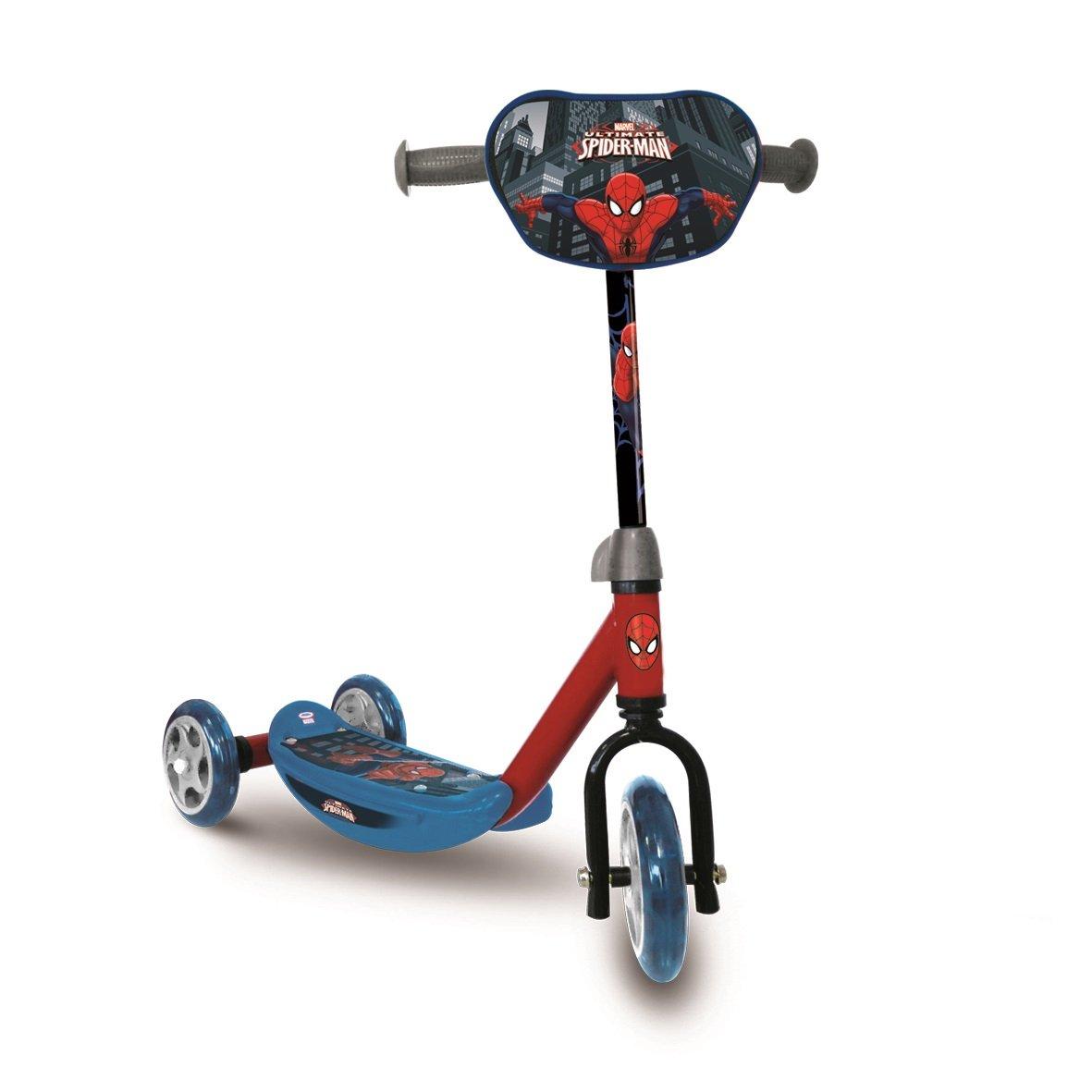 Marvel Spider Man 3 Wheels Scooter