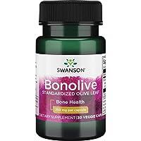 Swanson Bonolive 250 Milligrams 30 Veg Capsules
