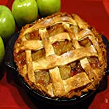 FRESH BAKED APPLE PIE FRAGRANCE OIL - 4 OZ - FOR CANDLE & SOAP MAKING BY VIRGINIA CANDLE SUPPLY - FREE S&H IN USA