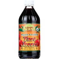 Dynamic Health Organic Certified Tart Cherry Juice Concentrate Tart Cherry - 16 fl oz by Dynamic Health