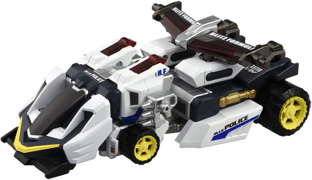 TAKARA TOMY Tomica Hyper Rescue Drive Head Support Vehicle Blitz Formula JP