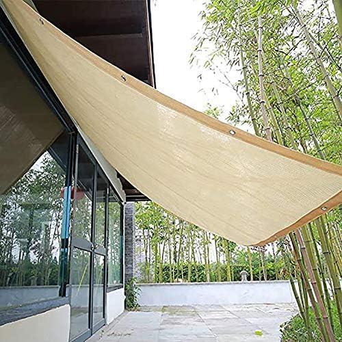 オーニング・シェード 温室パーゴラパティオ芝生用中庭日陰布、遮光率85%UV耐性暗号化耐久性 (Size : 2M×4M)