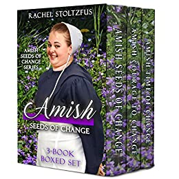 Christian Bookstore | Amish Seeds of Change 3-Book Boxed Set by [Stoltzfus, Rachel]