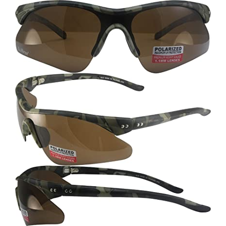 Bluewater pantano King polarizadas gafas de sol mate ...