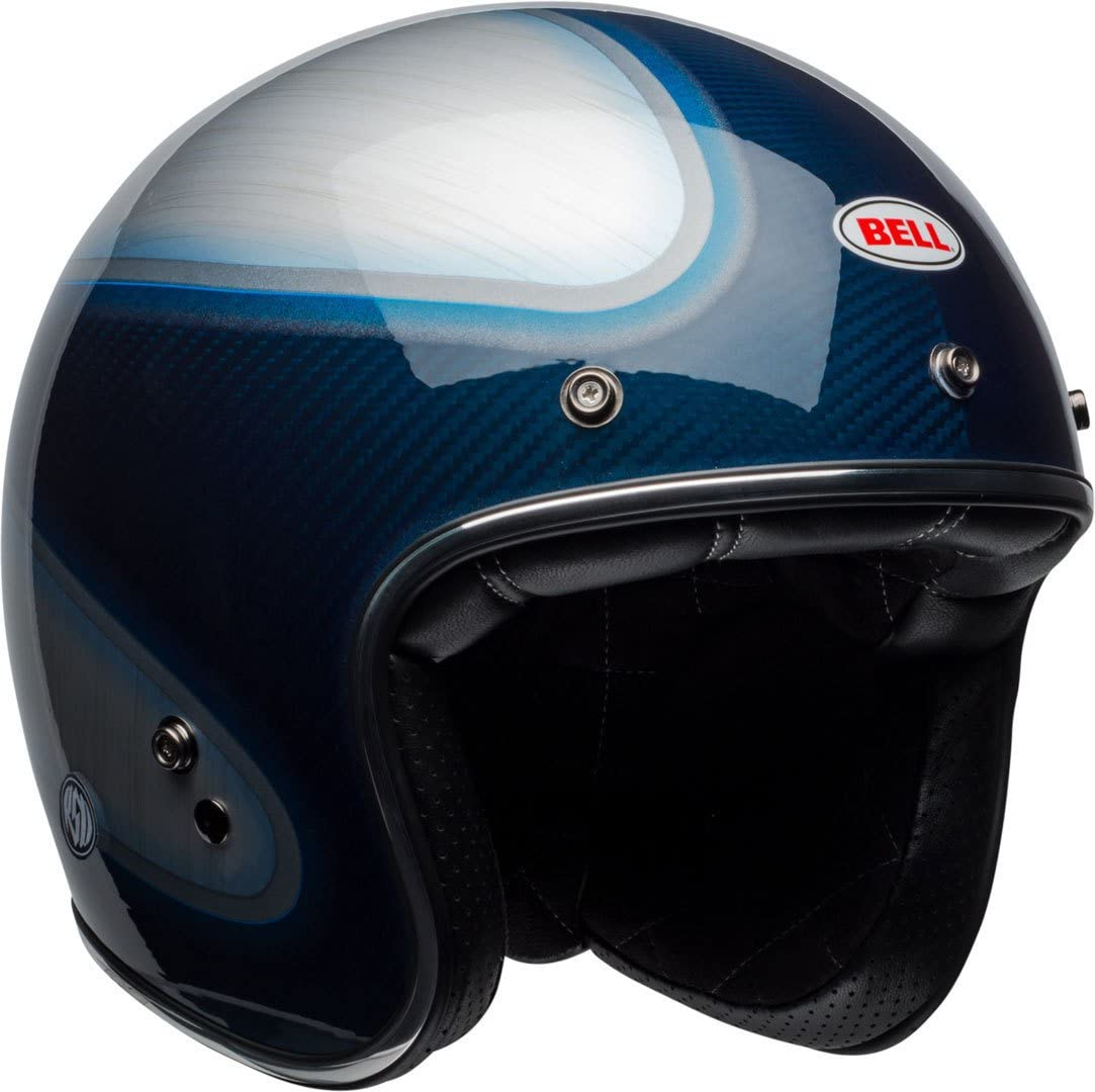 Bell Custom 500 Carbon Rsd Full Face Helmet Sport Freizeit