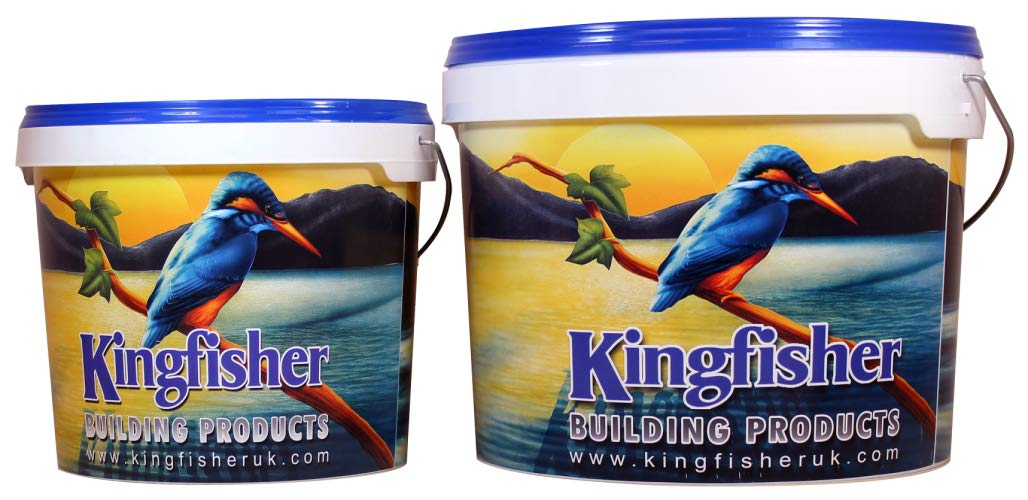 Kingfisher Anti-Mould Paint (Thermapaint) (2.5 litres, Magnolia) Kingfisher Building Products