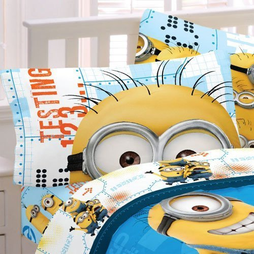 Despicable Me Reversible Pillowcase - Minions by Jay Franco