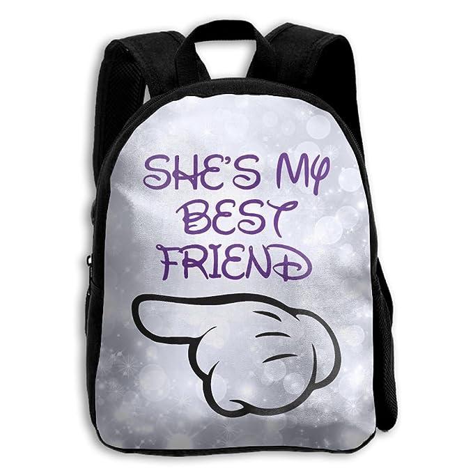 Amazon.com: The Childrens She Is My Best Friend - Mochila ...