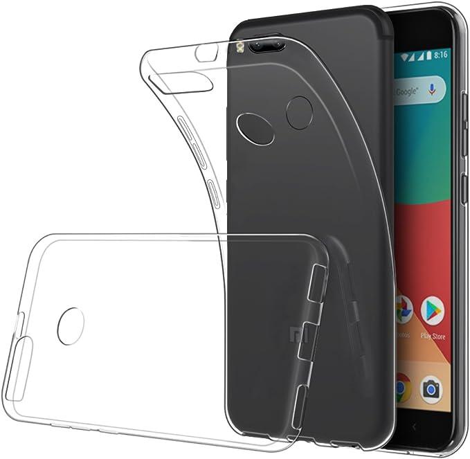 Simpeak Funda Compatible con Xiaomi Mi A1 (5,5 Pulgadas), Fundas ...