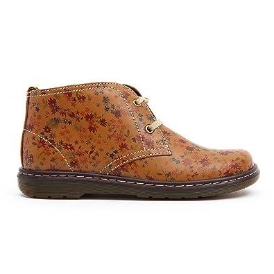 Dr. Martens Womens Joylyn Flowers Desert Boots 14761221 Tan 9 UK f1fa0f05cc