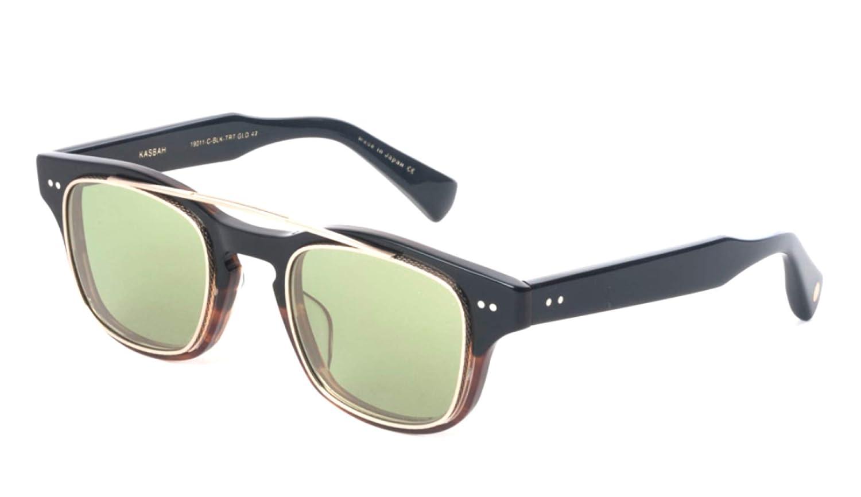 895f01af26c DITA Luxury Eyewear Sunglasses Kasbah 19011-C-BLK-TRT-GLD-47 Black w   MultiColored  Amazon.co.uk  Clothing