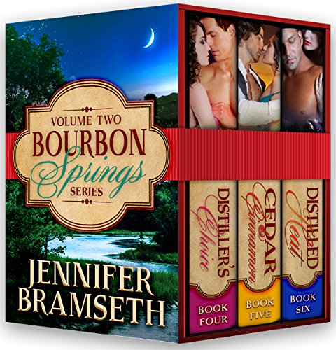 Bourbon Springs Box Set: Volume II, Books 4-6 (Bourbon Springs Box Sets Book 2) by [Bramseth, Jennifer]