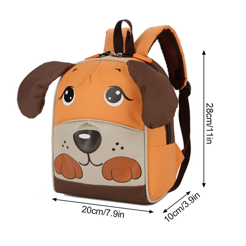 056bf29444 Toddler Reins Backpack Kids Cute Cartoon Anti-Lost Backpack for 1-5 Years  Old Boys Girls Walking Safety Anti-Lost Strap School Bag Children Harness  Rucksack ...