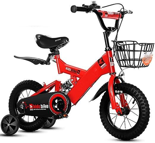 YUMEIGE Bicicletas Bicicleta for niños for 14 16 18 pulgadas ...