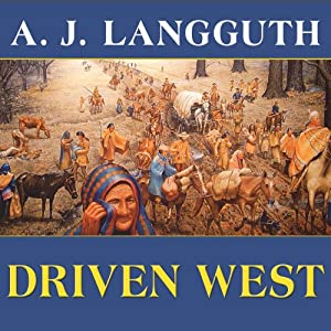 Driven West Audiobook