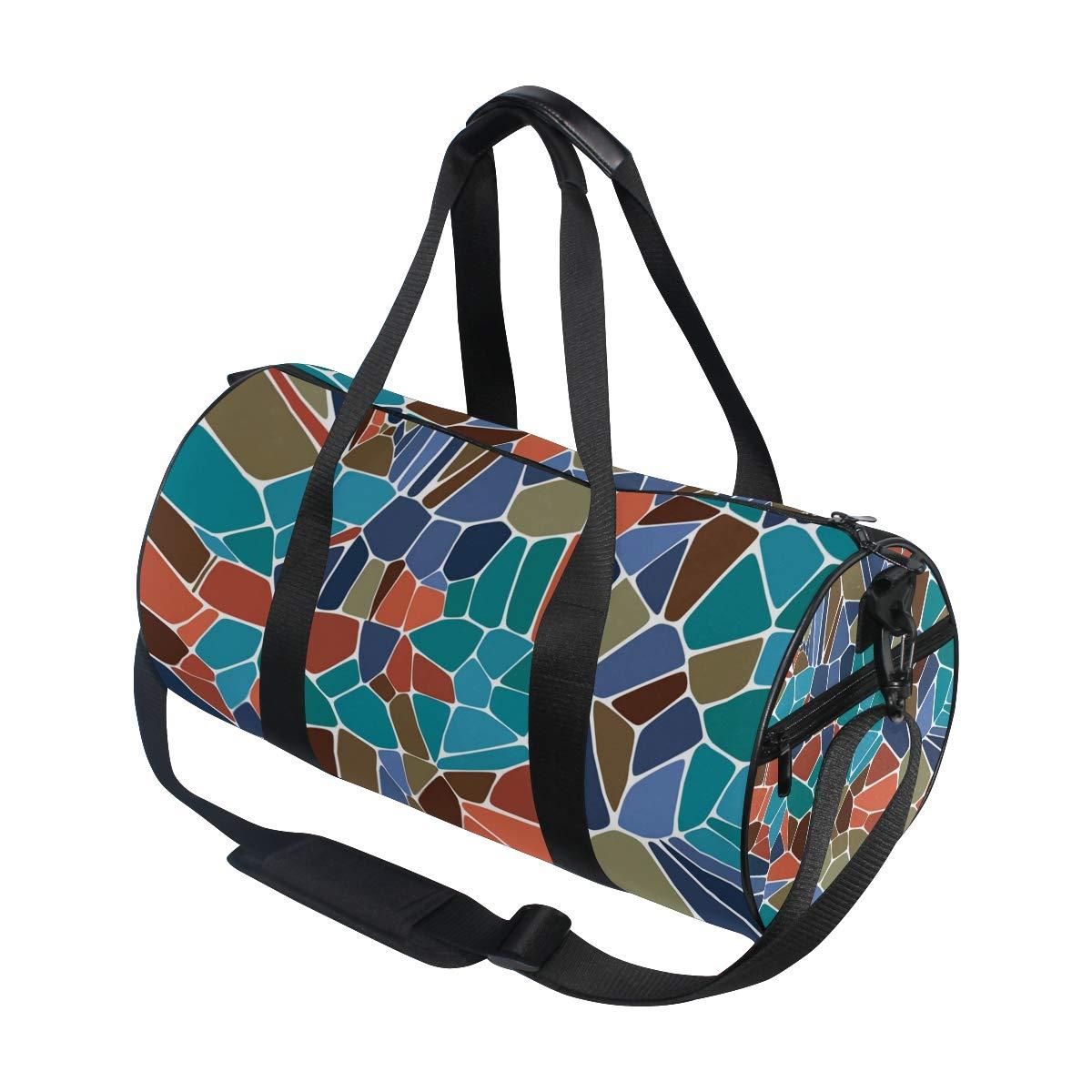 Split Silent Ceramic PictureWaterproof Non-Slip Wearable Crossbody Bag fitness bag Shoulder Bag