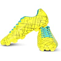 Vector X Men's Synthetic Leather Chaser Football Shoes