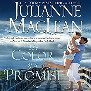 The Color of a Promise Audiobook