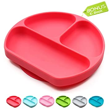 Pack of 4, Red Regulation Bowls Foot Mats
