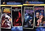 MGM Midnite Movies The House on Skull Mountain / The Mephisto Waltz & Count Yorga Vampire / The Return of Count Yorga DF 4-Movie Bundle