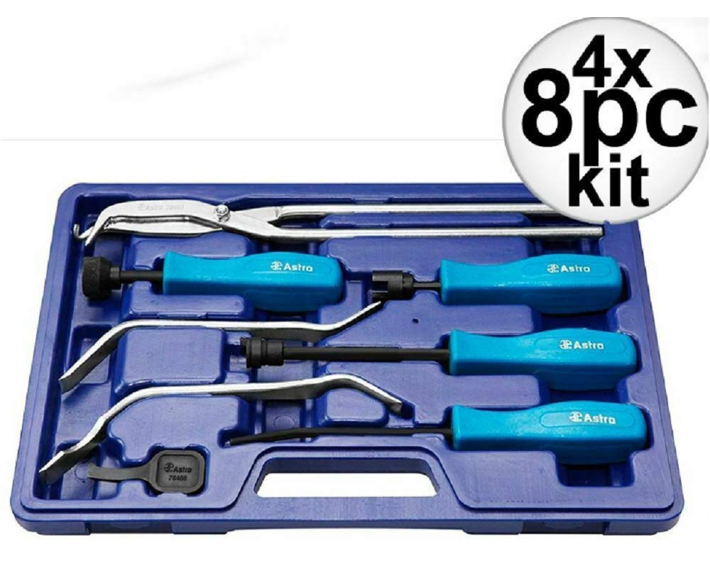 Muratoto 7848 8pc Professional Brake Tool Set 4x New