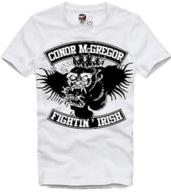 E1syndicate T Shirt Conor Mcgregor Ufc Mma Champion Muay Thai Boxen