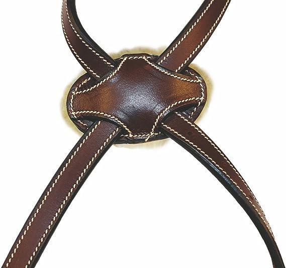 Henri de Rivel Noseband Black COB JPC Equestrian Inc