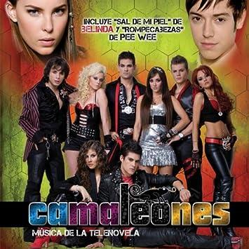 musica da telenovela camaleones