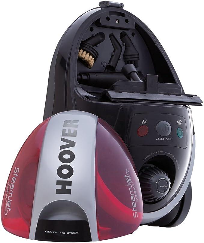 Hoover SCM1600 - Vaporeta, Potencia 1600W, 5 bares, Lista en 9min ...
