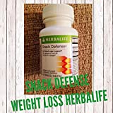 SNACK DEFENSE 60 tablets WEIGHT LOSS HERBALIFE