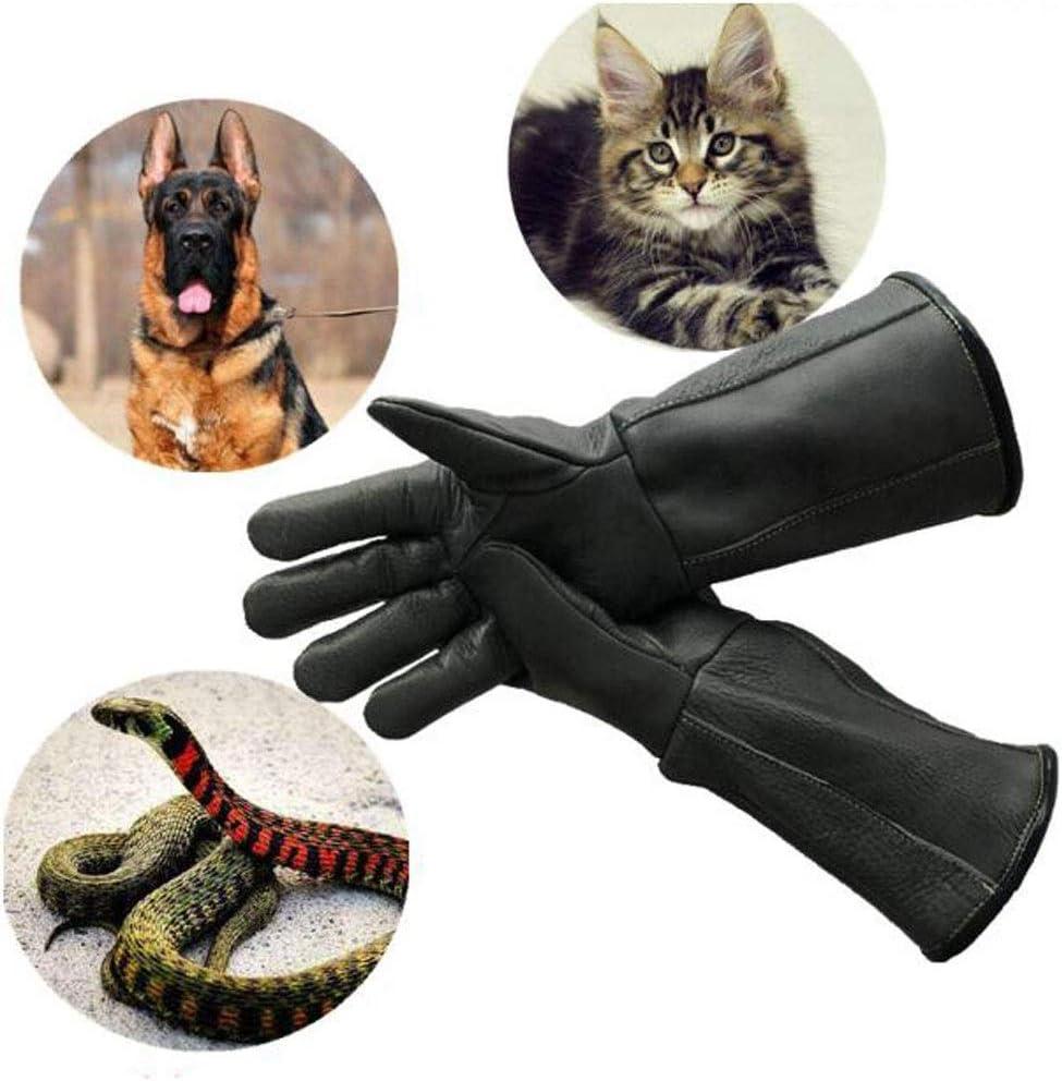ZHJCWSTAO Multi-función de Los Guantes del Animal Doméstico for La Belleza, Los Viajes Y del Animal del Gato contra La Mordedura de Perro Tratamiento Veterinario Manejo de Los Guantes