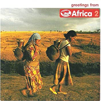 Greetings from africa 2 amazon music greetings from africa 2 m4hsunfo