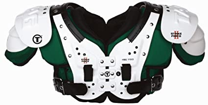 9b4c44e89 Amazon.com   TAG Strike Force II 780 Football Shoulder Pad. Ideal ...
