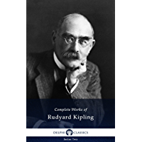 Delphi Complete Works of Rudyard Kipling (Illustrated) (English Edition)